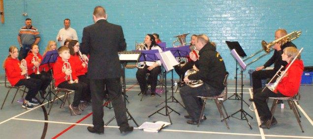 Royal Buckley Youth Band