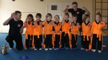 Little Tiger Cubs Taekwondo