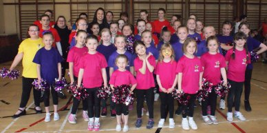 BCC Cheerleaders
