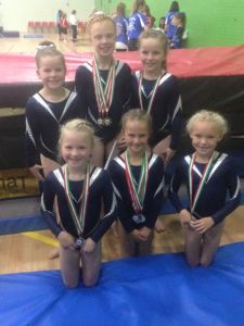 Aged 10-11 category