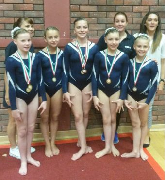 Coaches and gymnasts