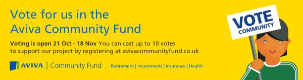 Aviva Community Fund graphic