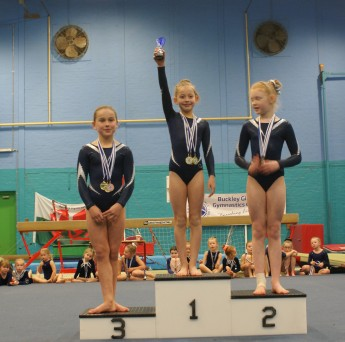 Club champs 2016 medallists