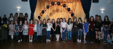 Awards night last year
