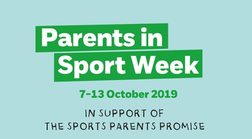 Parents in Sport logo